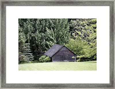 Cold Storage Framed Print by Ray Finch