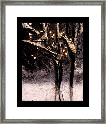 Cold Winter's Night Framed Print
