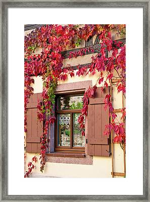Colditz, Germany Framed Print by Michael Defreitas