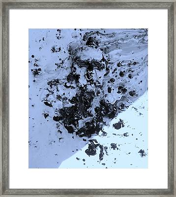 Coldness Framed Print by David King