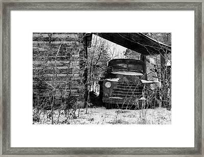 Collectible Rust Two Framed Print