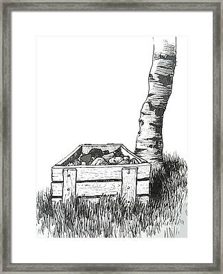 Collection Framed Print by John Malone