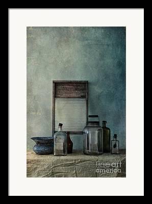 Wash Boards Framed Prints