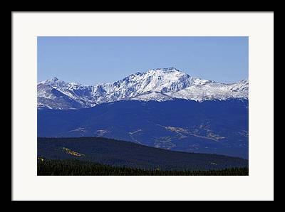 Altitude10k.com Framed Prints