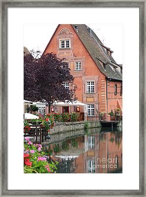 Colmar, France Framed Print