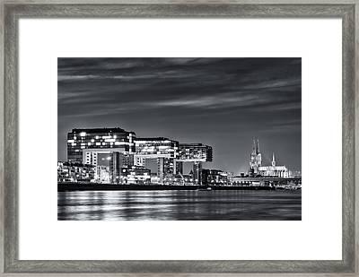 Cologne 07 Framed Print