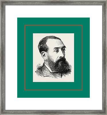 Colonel Munro Whitechapel, London, Uk, Britain Framed Print by English School