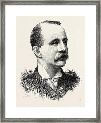 Colonel Turner, Ireland Framed Print by Irish School