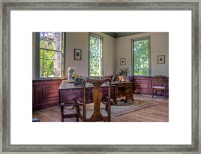 Colonial Elegance Framed Print by Rob Sellers