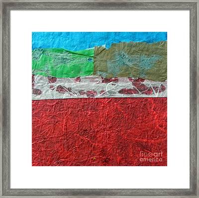 Color 1 Framed Print