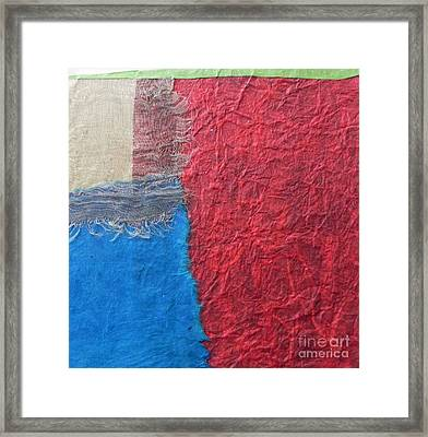 Color 5 Framed Print