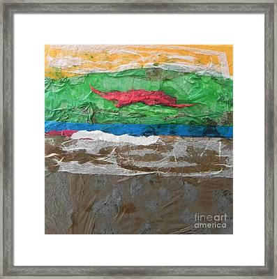 Color 6 Framed Print