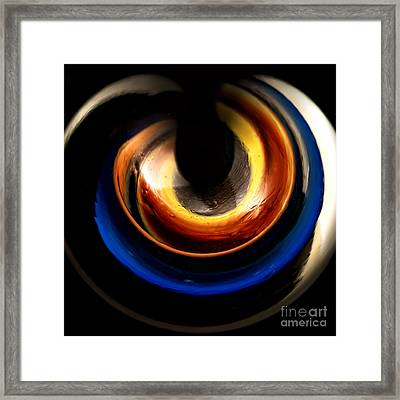 Color Blind Framed Print by John Rizzuto