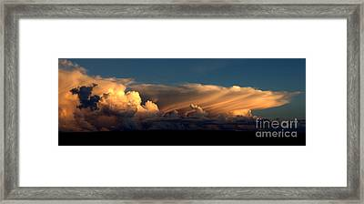 90234 Color Cloud Nm  Framed Print