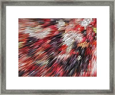 Color Explosion #02 Framed Print