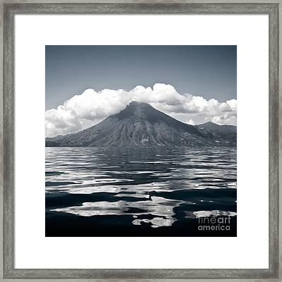 Guatemala-color-fineart-5 Framed Print by Javier Ferrando