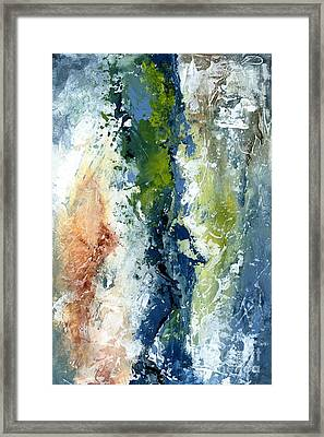 Color Harmony 10s Framed Print by Emerico Imre Toth