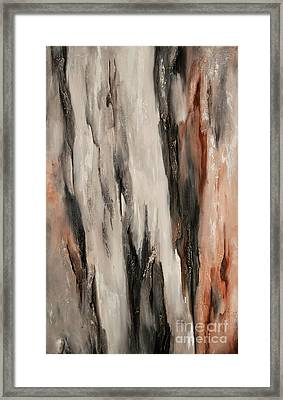 Color Harmony 21 Framed Print by Emerico Imre Toth