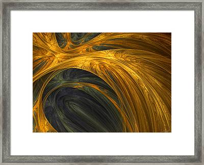 Color Of Elegance Framed Print by Lourry Legarde