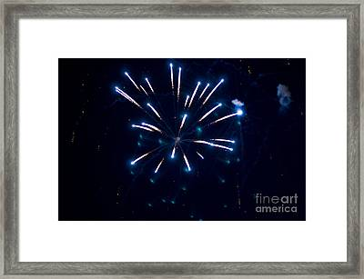 Color Of Jazz Framed Print
