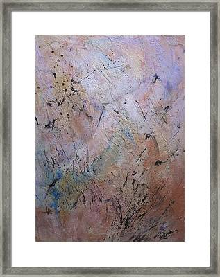 Color Shifts II Framed Print