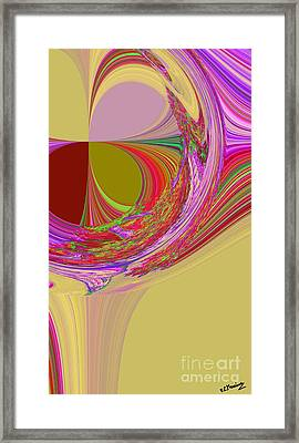 Color Symphony Framed Print by Loredana Messina