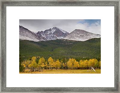 Colorado's Playground Framed Print by James BO  Insogna