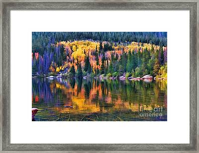 Colorado Autumn Framed Print by Jon Burch Photography