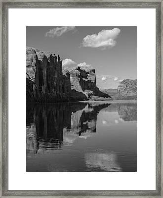 Colorado Currents Framed Print
