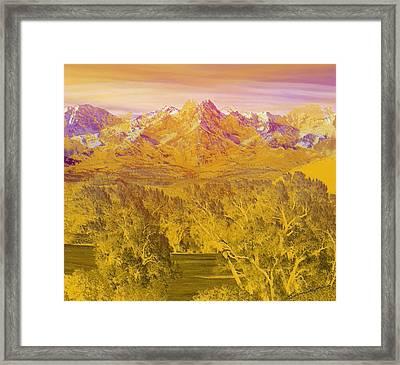 Colorado Dreaming Framed Print