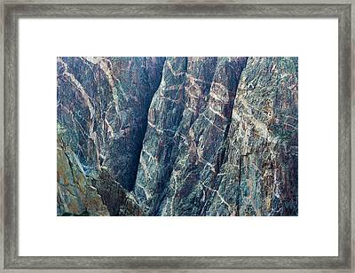 Colorado, Gunnison National Park Framed Print by Jaynes Gallery