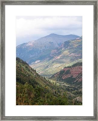 Colorado Framed Print by Kristine Bogdanovich