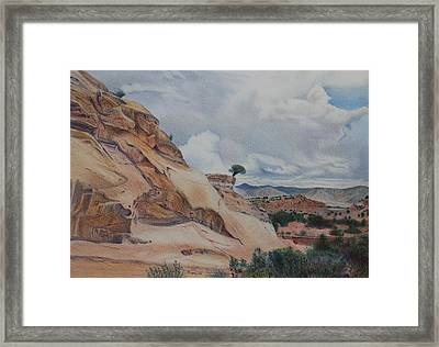 Colorado Monument Country Framed Print by Scott Kingery
