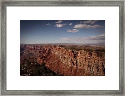 Colorado Plateau Framed Print
