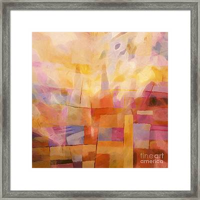 Colorfiesta Framed Print