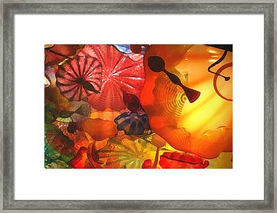 Colorful Framed Print by CarolLMiller Photography