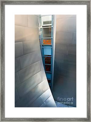 The Carpet Framed Print by Jamie Pham