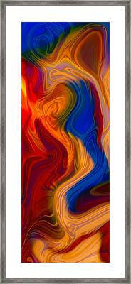 Colorful Compromises II Framed Print by Omaste Witkowski