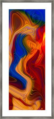 Colorful Compromises Framed Print by Omaste Witkowski