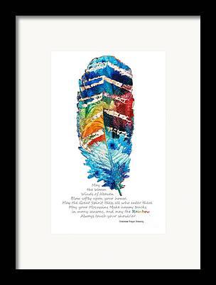 Friendship Framed Prints
