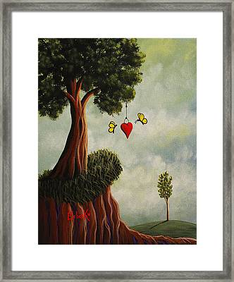 Decorative Paintings Framed Print