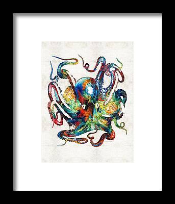 Arms Framed Prints