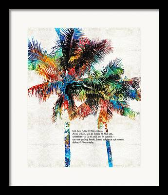 Tree Spirit Framed Prints
