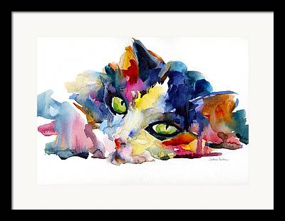 Watercolour Paintings Framed Prints