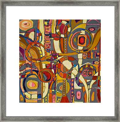 Coloroso # 16 Framed Print
