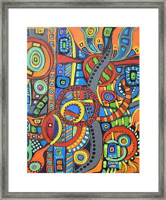 Coloroso #21 Framed Print