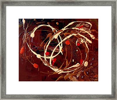 Colors Of Autumn Framed Print