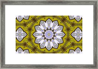 Colors Of Mexico 5 Framed Print by John  Bartosik