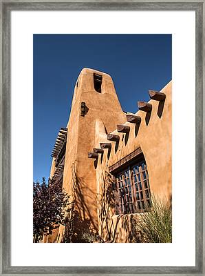 Colors Of The Soutwest Framed Print