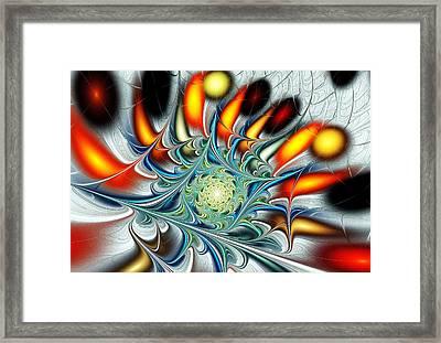 Colors Of The Spirit Framed Print